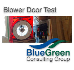 SPECIAL OFFER - Blower Door Test - Ontario (GTA+) - Pinwheel Building Supplies 1-800-905-9934