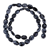 8*10mm Natural Gemstone Oval Loose Beads for Jewelry Making