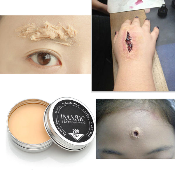 Professional Special Effect Stage Make Up Wax, Based Product, 5 colors