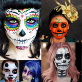 Professional Face Body Oil Paint 6 Colors for Halloween Party X'mas