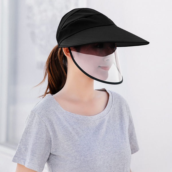 Ayliss wide brim bseball cap windproof visor for outdoor sports, ycf03040
