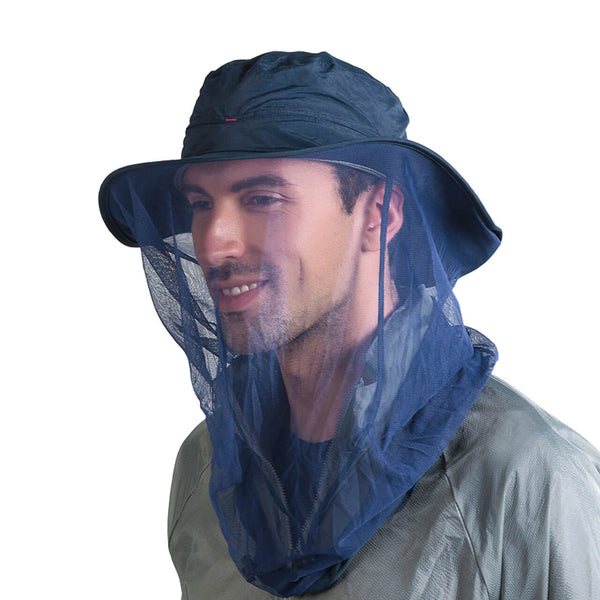 Ayliss mosquito head net hat for men and women sun hat outdoor