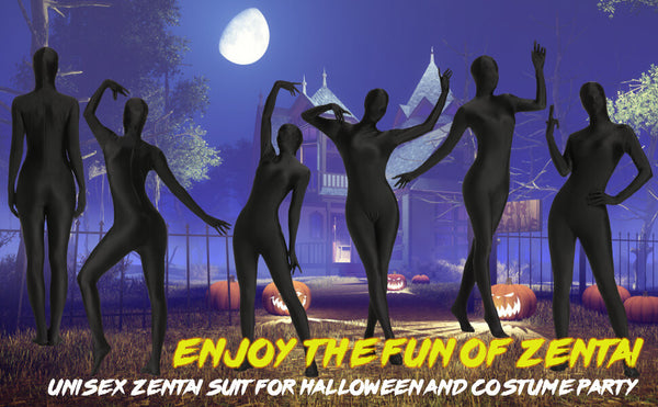 ycs008005 Ayliss Halloween cosplay costume  adult zentai body suit