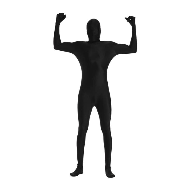 ycs008001 Ayliss cool Zentai Cosplay Costumes spandex body suit with zipper