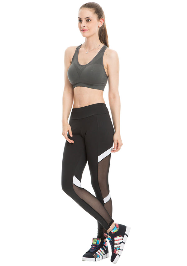 Ayliss women gym leggings workout pants for running sport