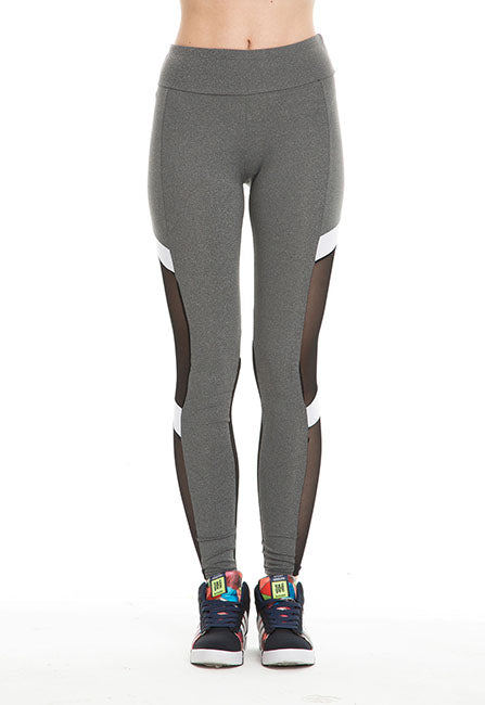 Ayliss mesh yoga pants summer yoga practice tights leggings for girls