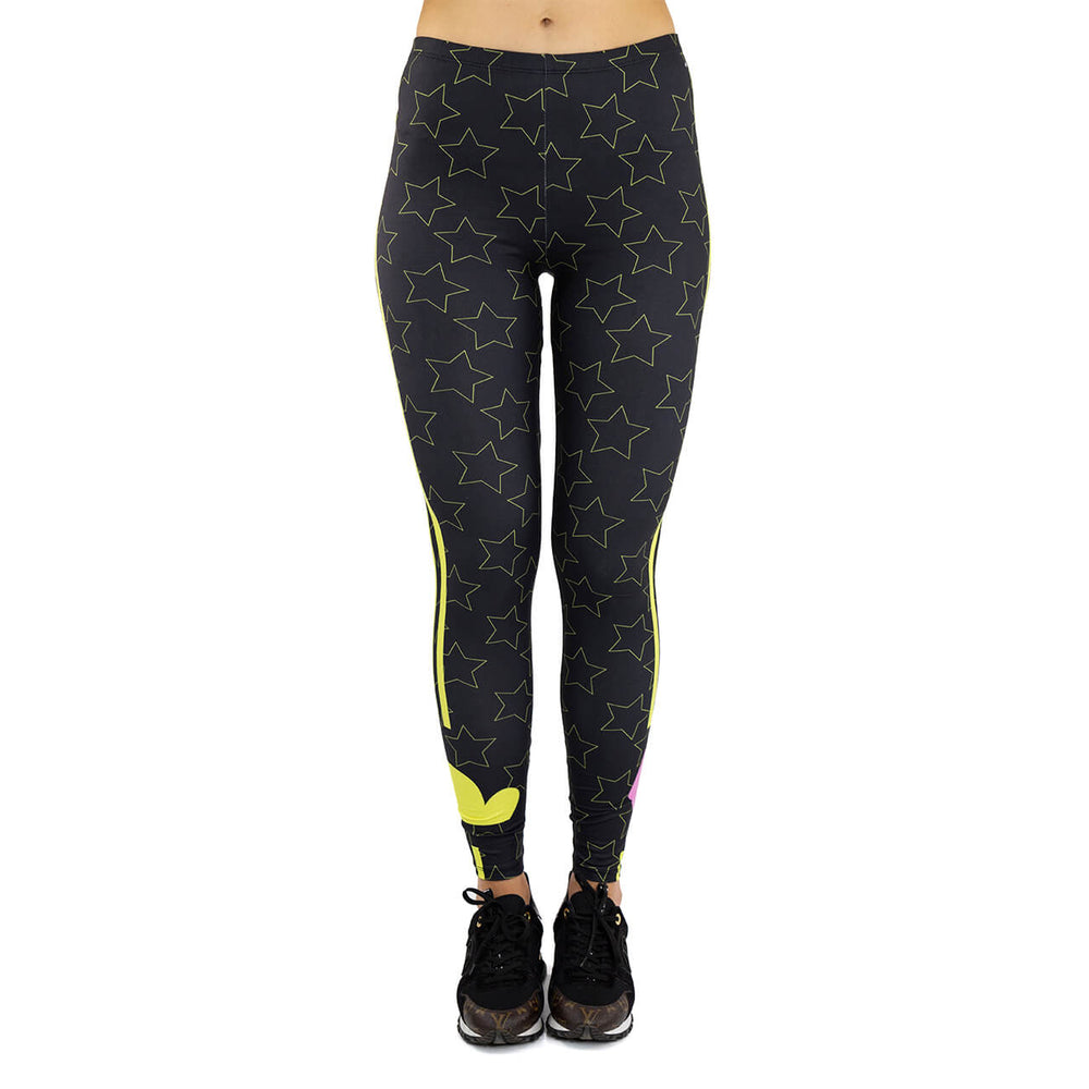 Ayliss Women Leggings High Waist Yoga Skinny Pants Digital Print Elastic Tights