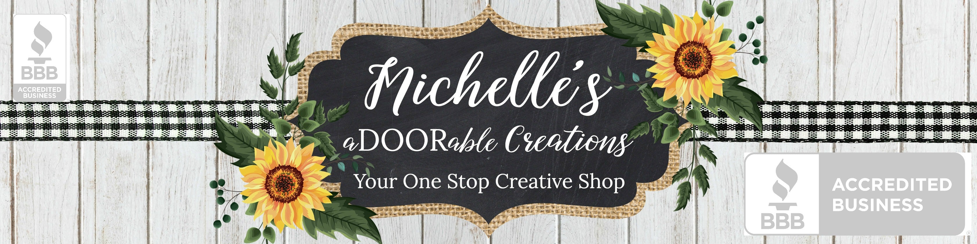 Michelle's aDOORable Creations