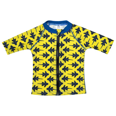Yellow Spot Fish sunshirt