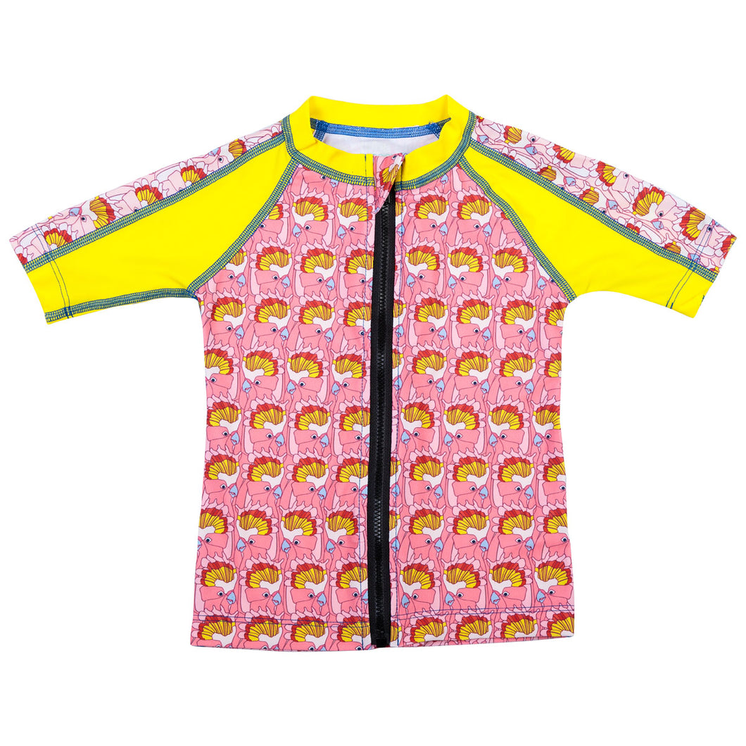 Cockatoo sunshirt