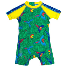 Macaw sunsuit
