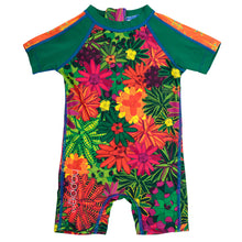 Bromeliad sunsuit