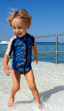young boy swimmers sun protective HappieCo