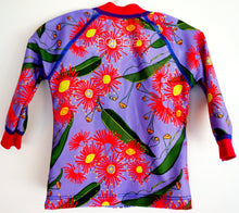 Flowering gum long sleeved sunshirt