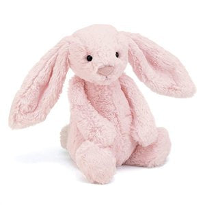 Jelly Cat - Bashful Bunny Pink