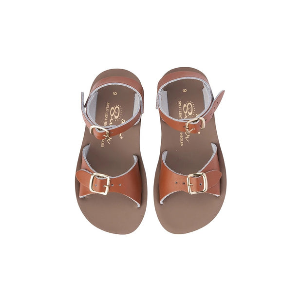 Saltwater Sandals - Sun San Surfer Tan