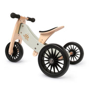 Kinderfeets - Tiny Tot Plus 2-in-1 Trike Silver Sage