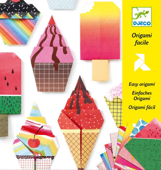 Djeco - Sweet Treats Origami