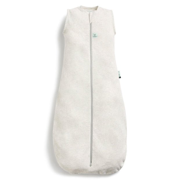 ergoPouch - Jersey Sleeping Bag 1.0 TOG Grey Marle