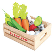 Le Toy Van - Vegetables Five a Day Crate