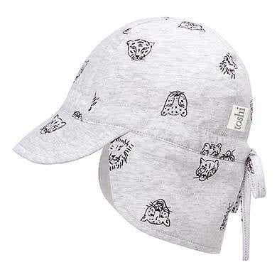 Toshi - Flap Cap Bambini Big Cats