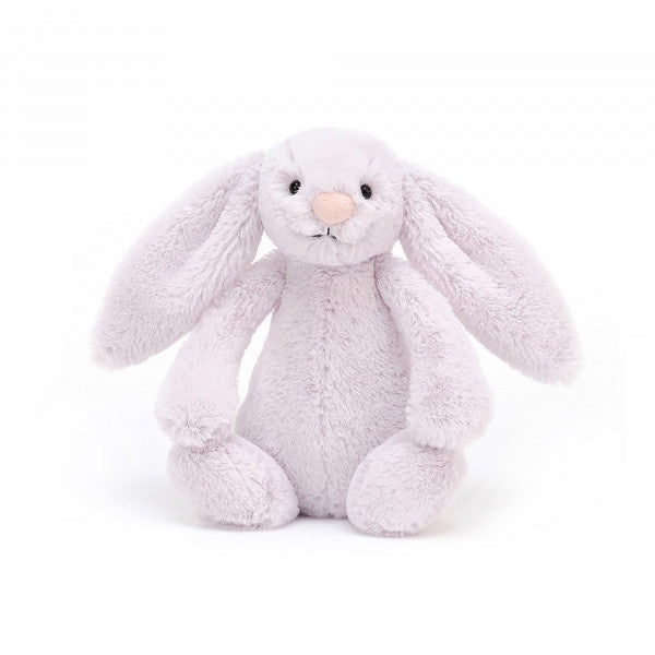 Jelly Cat - Bashful Lavender Bunny Small