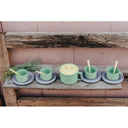 Plasto - I am Green Coffee Set