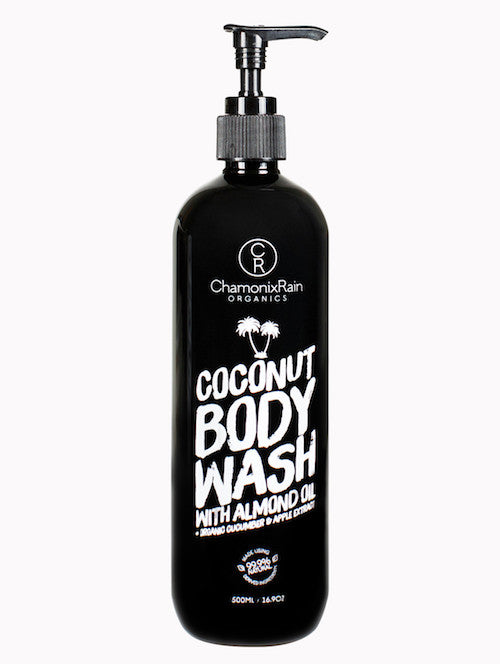 ChamonixRain Organics - Coconut Body wash for Adults 500ml
