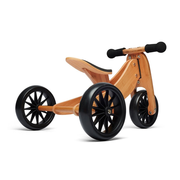 Kinderfeets - Tiny Tot 2-in-1 Trike Bamboo