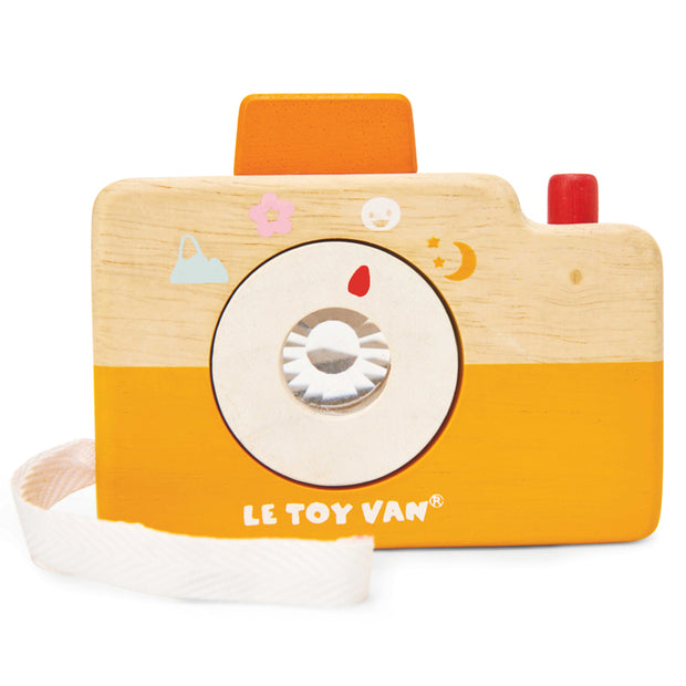 Le Toy Van - Party Camera Yellow