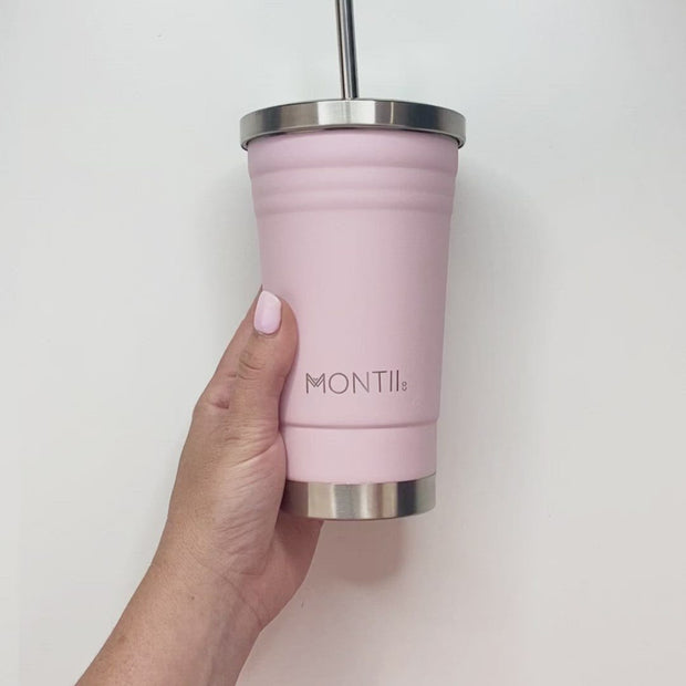 Montii Co - Original Smoothie Cup Dusty Pink