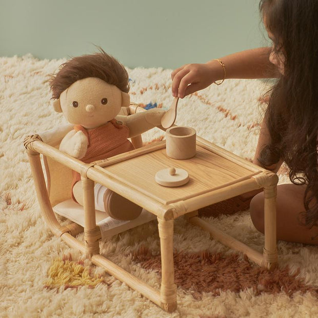 Olli Ella - Dinkum Doll Feeding Set