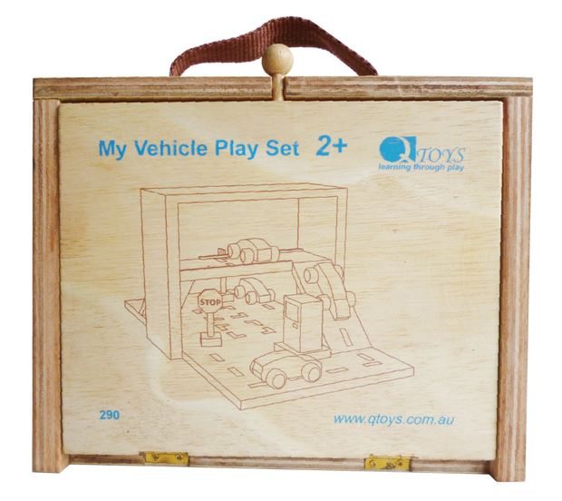 Q Toys - Portable Car Set