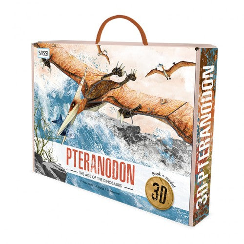 Sassi - The Age of the Dinosaurs Pteranodon  3D