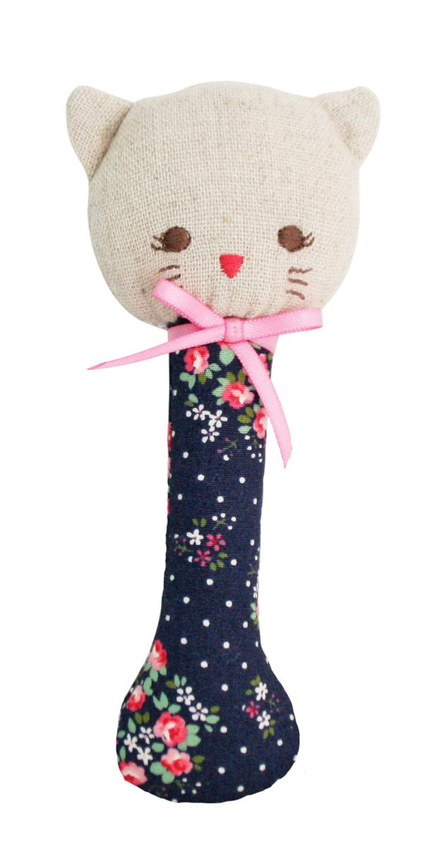 Alimrose - Kitty Stick Midnight Floral
