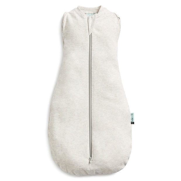 ergoPouch - Cocoon Swaddle Bag 1.0 tog Grey Marle