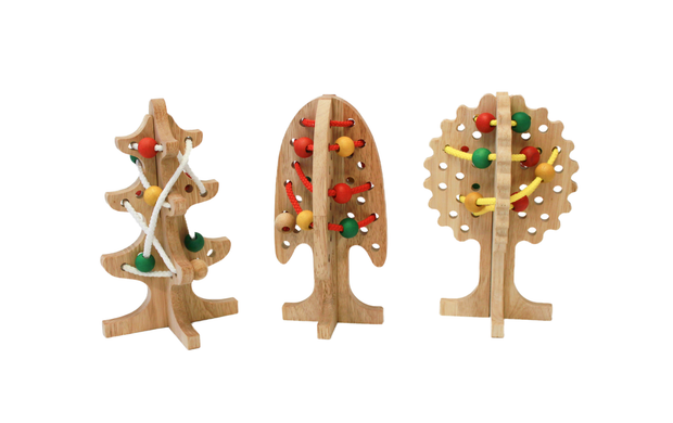 Q Toys - Solid Lacing Tree