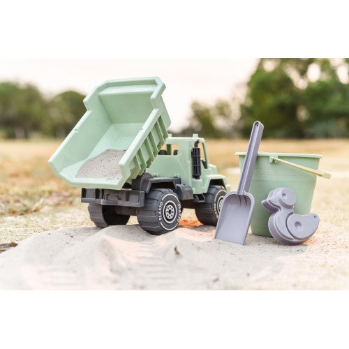 Plasto - I AM GREEN Tipper Truck & Bucket Set