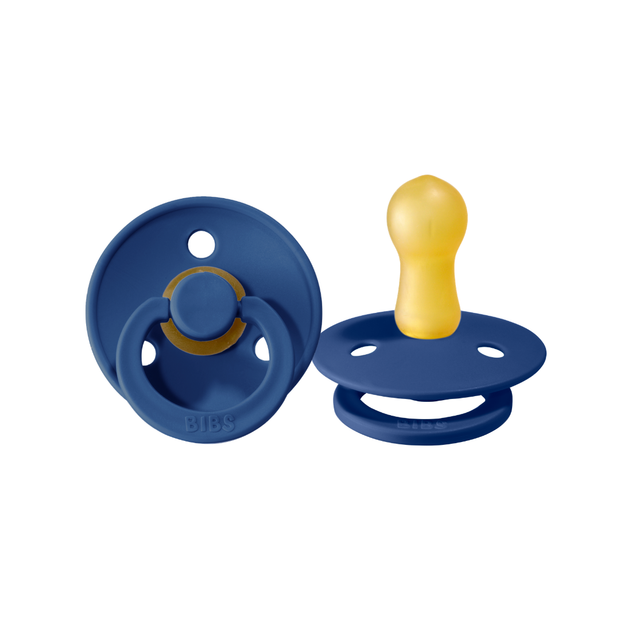 BIBS - Pacifier 2 pack Midnight