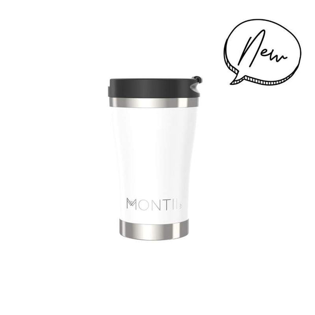 Montii Co -Regular Coffee Cup White