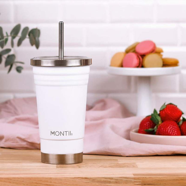 Montii Co - Original Smoothie Cup White
