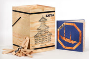 Kapla - Wooden Game 280 pc Chest