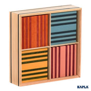 Kapla - Wooden Game Octocolour Case