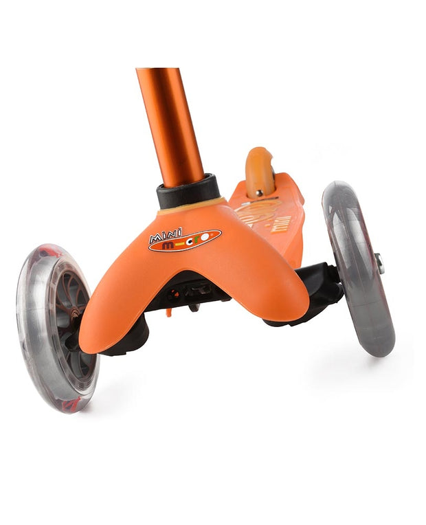 Micro Scooters - Mini Micro Orange pre order mid Nov