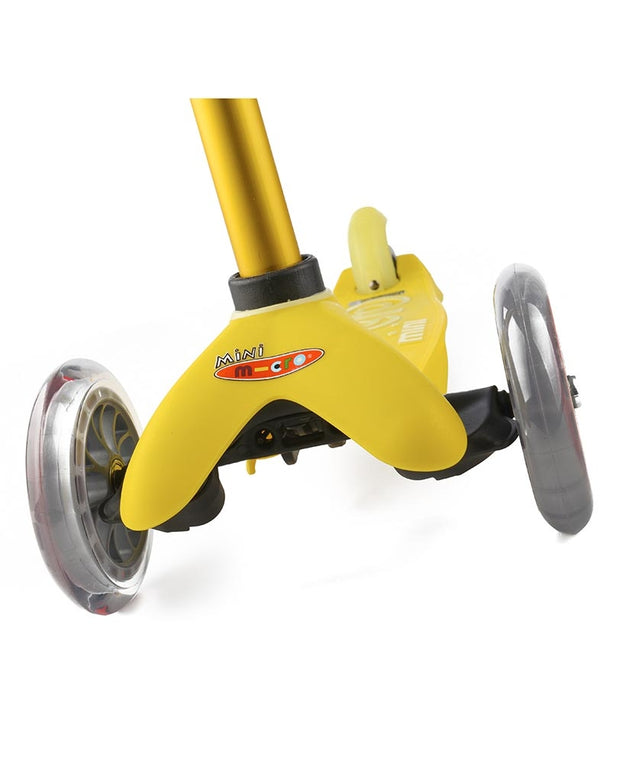 Micro Scooters - Mini Micro Yellow pre order mid/late Nov