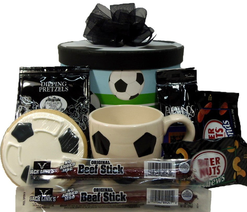 Kick It Soccer Gift Box