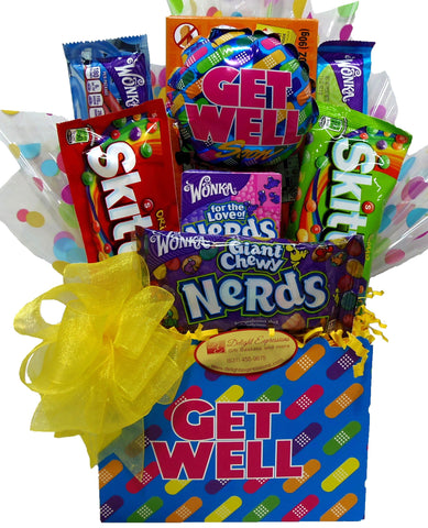 Get Well Soon Gift Box (Small)