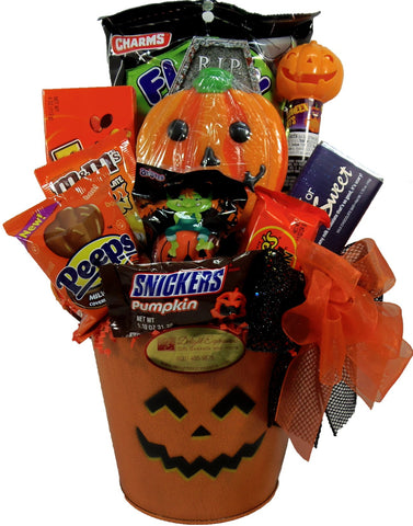 Trick-or-treat  Have a Sweet Halloween Gift Pail