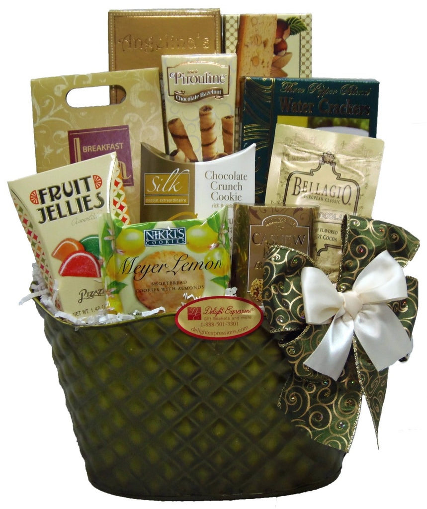 Thinking of You Gourmet Gift Basket (Small)