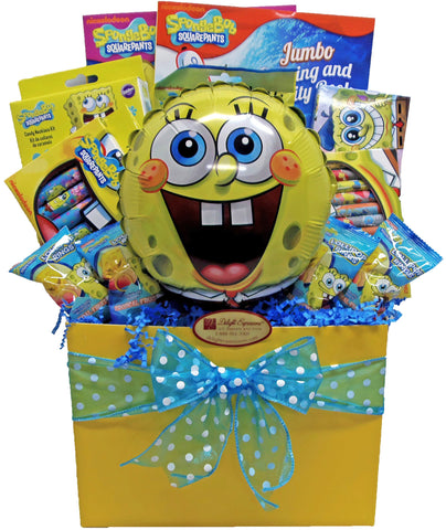 SpongeBob SquarePants Gift Box for Kids